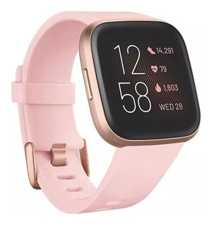 Smartwatch Fitbit Versa 2 Rosa