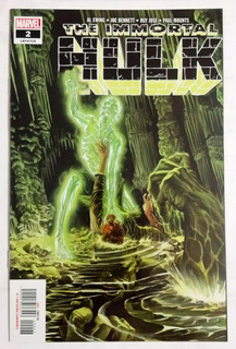 The Immortal Hulk #2 Marvel Fresh Start Legacy #719