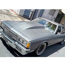 Chevrolet Caprice V8 1981 Caja Automatica Recien Pintado