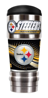Termo Pittsburgh Steelers 18 Onzas
