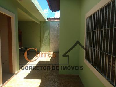 Linda Residencia Em Peruibe Para Seu Lazer