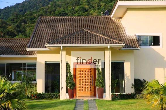 Casa Com 5 Dormitórios À Venda, 394 M² Por R$ 9.000.000,00 - Portobello - Angra Dos Reis/rj - Ca0764