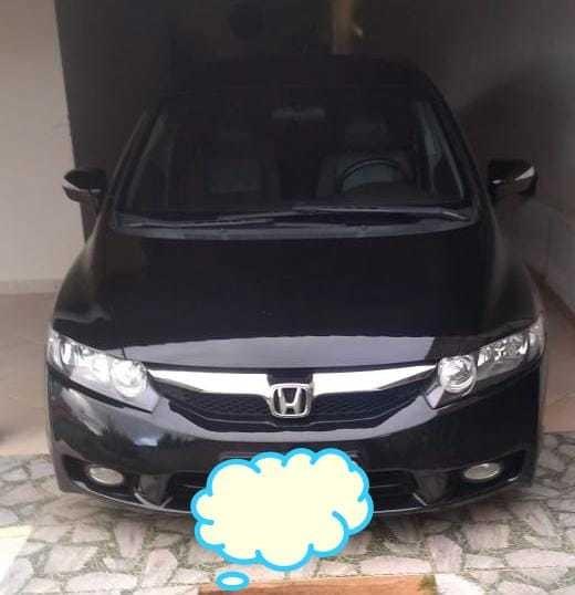 Honda Civic 1.8 Lxl Flex 4p 2010