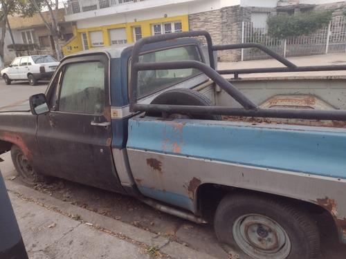 Imagen 1 de 1 de Chevrolet Silverado Americana