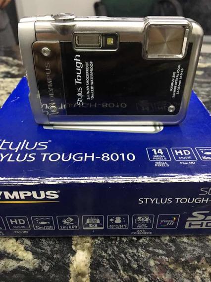 Camera A Prova Dágua Olympus Stylus Tough-8010
