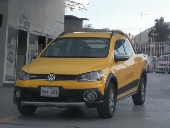 Saveiro Cross 2015 Z Motors De Mexico