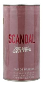 Perfume Scandal 80ml Jean Paul Gaultier Feminino Edp