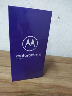 Motorola One Vision 128 Gb Novo Lacrado