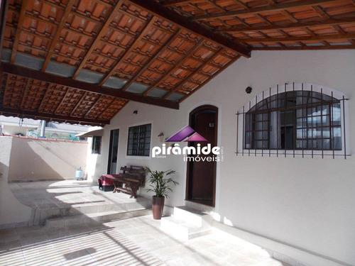 Casa À Venda, 100 M² Por R$ 440.000,00 - Bosque Dos Eucaliptos - São José Dos Campos/sp - Ca5166