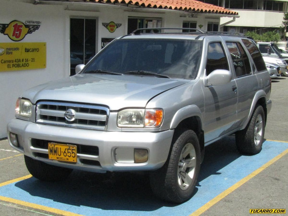 Nissan Pathfinder Mt 3500 Std 4x4 Blindaje 2 Plus