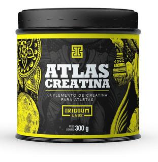 Creatina Atlas Iridium - 300g