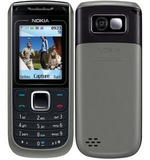 Nokia 1680 - Câmera Vga, Mp3 Player Só Funciona Vivo - Novo