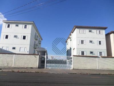 Apartamento Com 2 Dormitórios Para Alugar, 60 M² Por R$ 800/mês - Vila Hortência - Sorocaba/sp - Ap4047