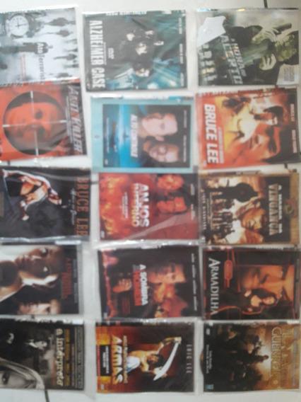Lote Com 80 Dvd Filmes,terror Clássicos*leiam