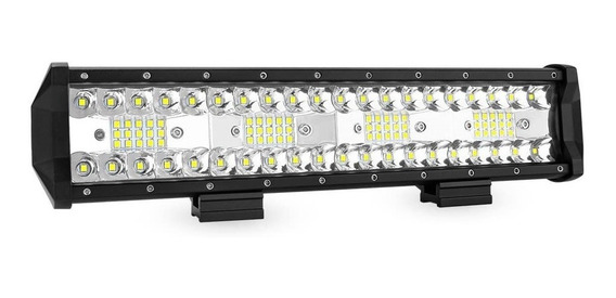 Barra Led De Alta Intensidad Autos Off Road 4x4 Jeep Atv