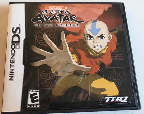 Avatar The Last Airbender Nintendo Ds