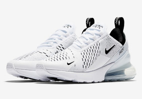 lowest price 3a7d5 488f5 Nike Air Max 270 Gel Original Branco preto 2018 -masculino