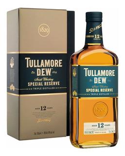 Whisky Tullamore Dew 12 Años De Litro Con Estuche Irlandes