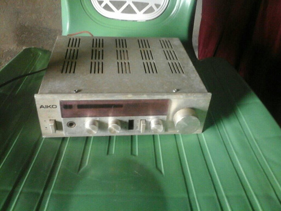 Amplificador Aiko Pa 3000 De Ótima Potencia