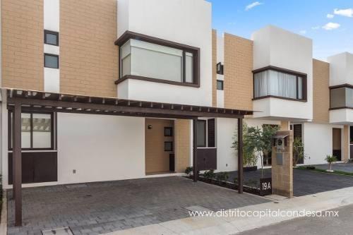 Casa Nueva En Renta En Vista Bosques, Ocoyoacac, Edo De Méx