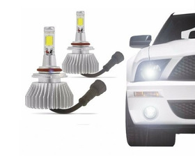 Kit Super Led Lampada H11 6000k  Efeito Xenon