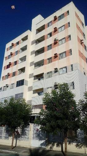 Imagem 1 de 25 de Apartamento  À Venda- Cidade Dos Funcionários - Fortaleza/ce - Ap0258