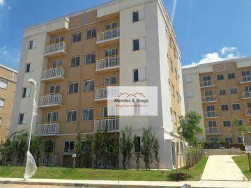 Imagem 1 de 8 de Condomínio Seasons Family Apartamento Com 2 Dormitórios À Venda, 46 M² Por R$ 186.000 - Jardim Guilhermino - Guarulhos/sp - Ap2340