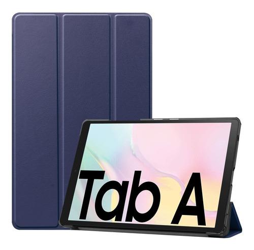 Imagen 1 de 4 de Samsung Galaxy Tab A7 2020 10.4 T500 Smart Cover Custer