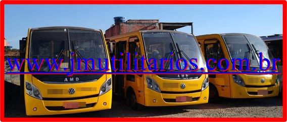 Micro Onibus Adm Solum Vw 9160 21 Lg Urbano Jm Cod.1321