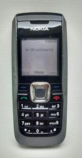 Nokia 2610 Desbloqueado Soporta Um Chip Telefone Usado
