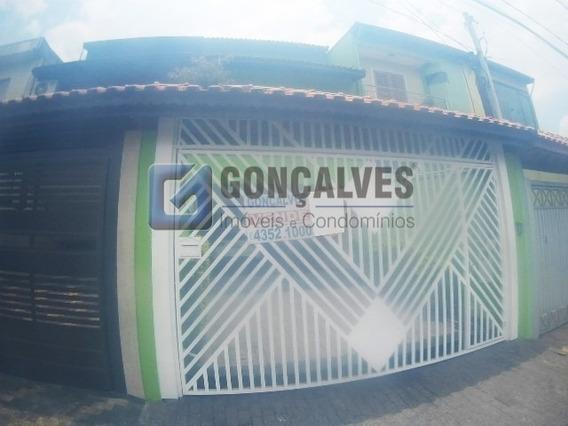 Venda Sobrado Sao Bernardo Do Campo Bairro Assunçao Ref: 505 - 1033-1-50546