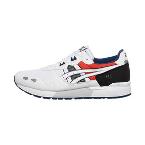 Tênis Asics Gel Lyte Tiger H825y 0101 Sneakers Marceloshoes