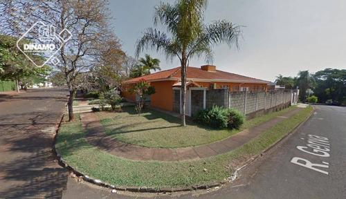 Casa Com 4 Dormitórios À Venda, Jardim Recreio - Ribeirão Preto/sp - Ca1202