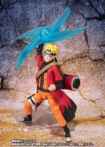 Naruto Sennin Mode Naruto Shippuden Sh Figuarts Bandai