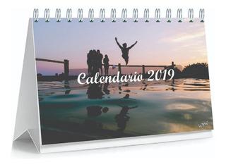 Calendario Escritorio Relax Regalo Amigo Secreto Cumplea