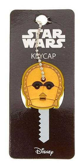 Porta Llaves - Star Wars C-3po - Loungefly -origintoys