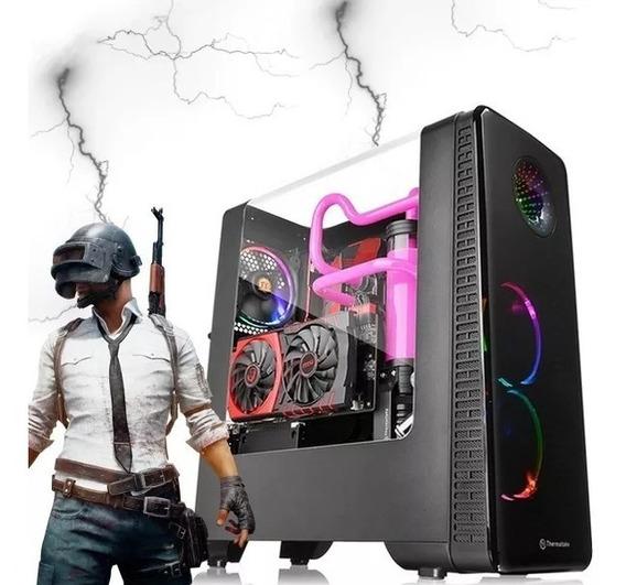 Kit Gamer I5 9400 + Gtx 1060 + 16gb Ddr4 + Fonte 500 + H310m