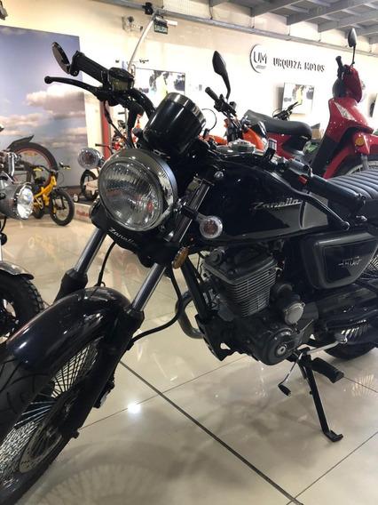Ceccato 150 Azul Con 4940 Kms Urquiza Motos