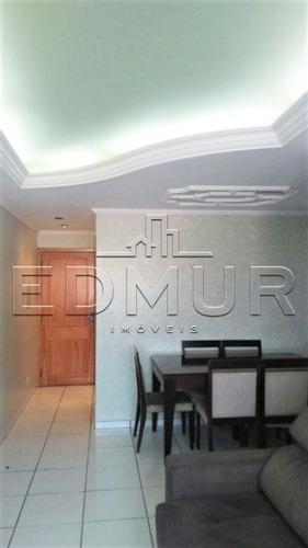 Imagem 1 de 11 de Apartamento - Jardim Utinga - Ref: 14604 - V-14604
