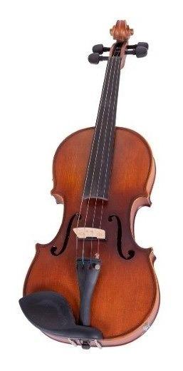 Violin Electroacustico Parquer Evolution Ecualizador 4/4
