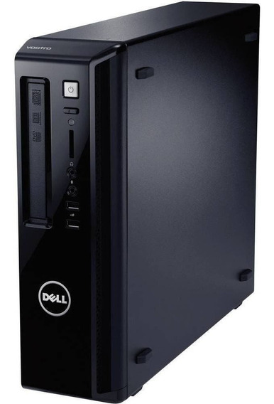 Pc Cpu Desktop Dell Vostro 260s I5 2400 4gb Ddr3 500gb