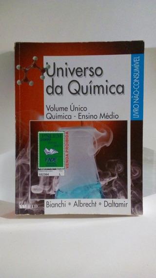 Livro Didático - Universo Da Química Ensino Médio