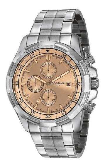 Relógio Masculino Mondaine Cronografo 99263g0mvns1