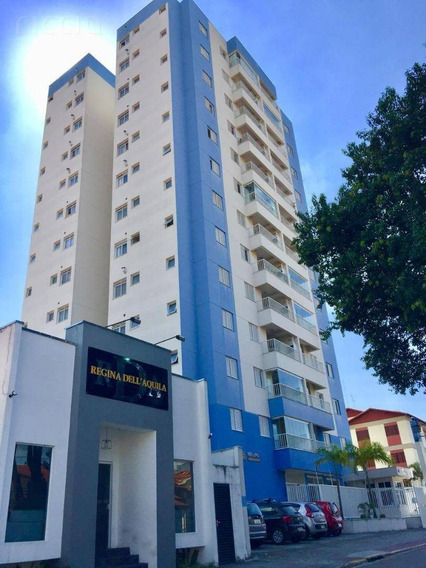Apartamento Com 2 Dormitórios À Venda, 70 M² Por R$ 375.000 - Jardim Das Indústrias - Ap1992