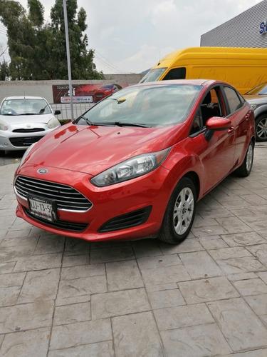 Imagen 1 de 11 de Ford Fiesta Se 2018