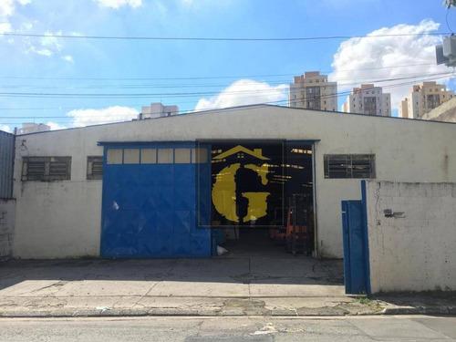 Imagem 1 de 3 de Galpão Para Alugar, 700 M² Por R$ 13.000/mês - Cidade Patriarca - São Paulo/sp - Ga0086