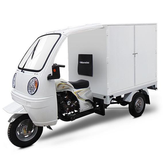 Motocarro Gasolina Nuevo Tipo Caja Cerrada G-y28 C/cabina