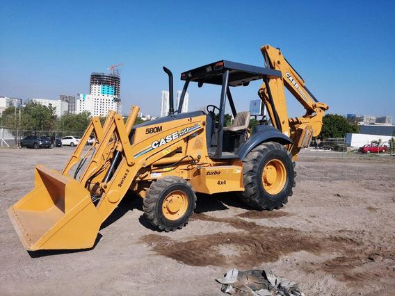 07) Retroexcavadora Case 580m Series 2, 2007