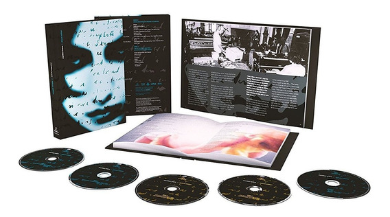 Marillion - Brave Deluxe Edition [4cd+blu-ray] Pronta Entreg