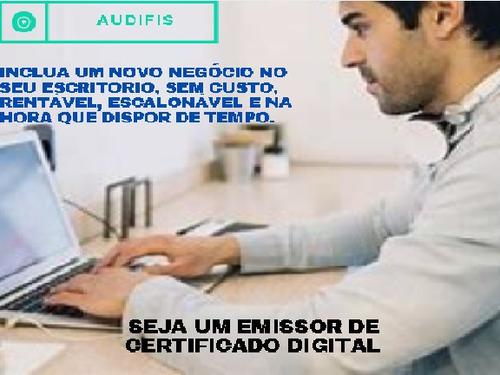 Posto De Emissão De Certificado Digital